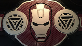 Iron Man Belt With Lights…