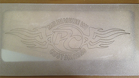 PC Customizing Acrylic Insert…