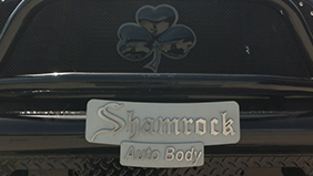 Shamrock Hitch Cover…