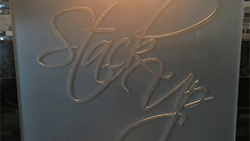 Stack Up Logo Acrylic Insert…