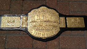 Summer Slammed Trophy Belt…