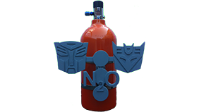 Transformer Nitrous Bottle Holder…