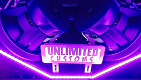 Unlimited Customs Plaque…