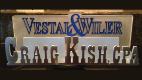 Vestal & Wiler Business Card Holder…