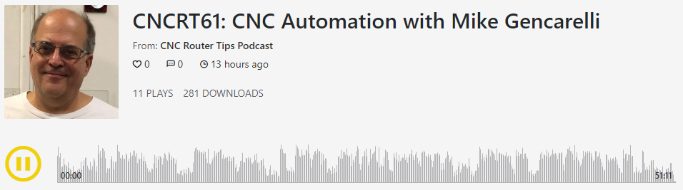 CNC Automation with Mike Gencarelli