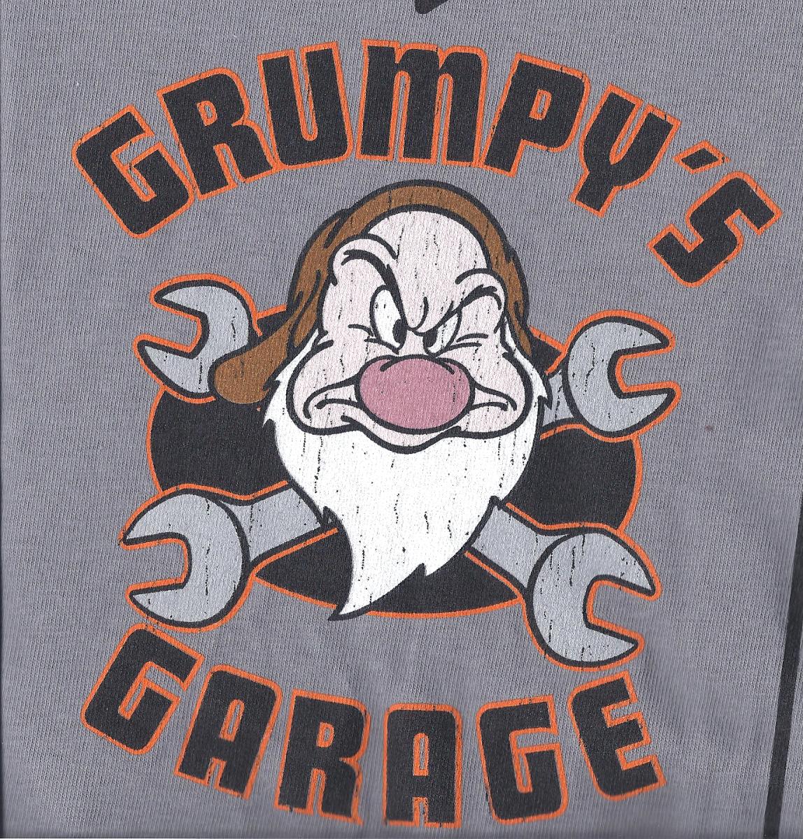Grumpy's Garage 001
